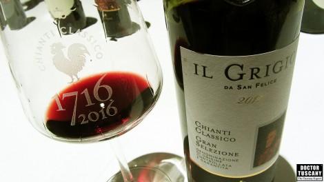 Chianti Classico Il Grigio San Felice Wine Enthusiast Best Wine in the World 2015