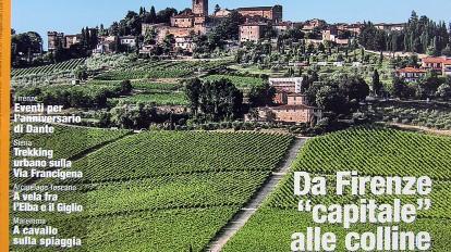 Rivista IN VIAGGIO Toscana 2015