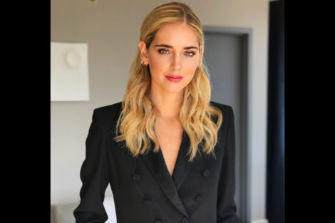 Chiara Ferragni Food & Wine Marketing in pillole